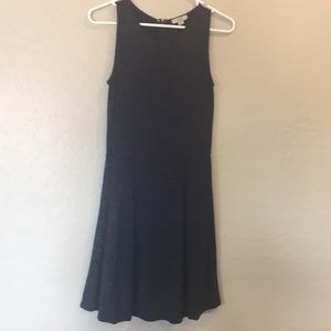 Dalia blue flirty dress